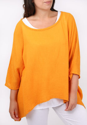 Jane Top Marigold